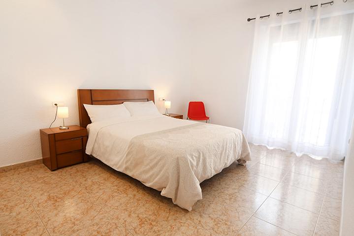 Habitación doble en Apartamentos turísticos Romero