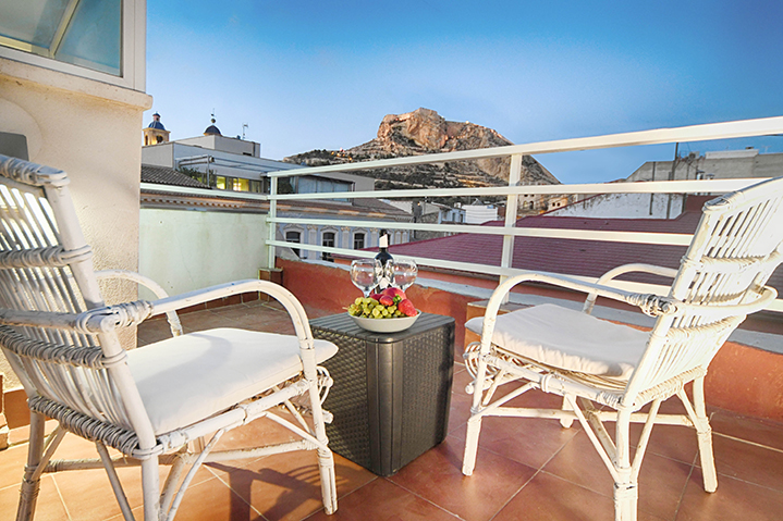 Apartamentos turísticos en Alicante