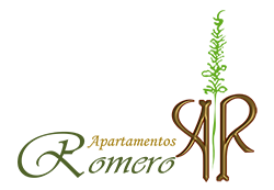 Apartamentos Romero Logo